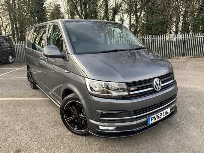 Volkswagen Transporter Kombi T32 Highline SWB 199 PS 2.0 TDI BMT 7sp DSG 4MOTION