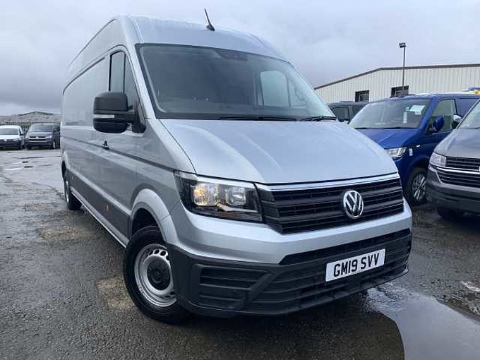 Volkswagen Crafter CR35 Panel van Trendline LWB 140 PS 2.0 TDI 6sp Manual FWD