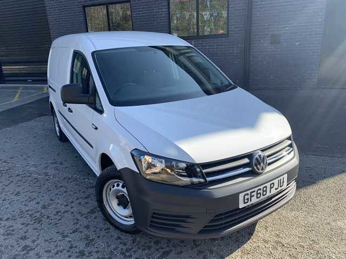 Volkswagen Caddy Maxi C20 Panel van Startline EU6 102 PS 2.0 TDI BMT 5sp Manual