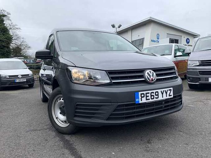 Volkswagen Caddy Panel Van C20 Startline SWB 102 PS 2.0 TDI 5sp Manual