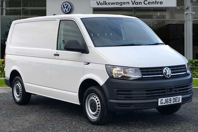 Volkswagen Transporter Panel Van T28 Panel van Startline SWB 102 PS 2.0 TDI BMT 5sp Manual