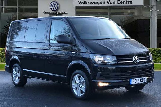 Volkswagen Transporter Kombi T32 Highline SWB EU6 150 PS 2.0 TDI BMT 6sp Manual