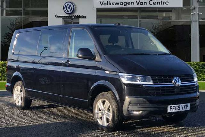 Volkswagen Transporter Kombi T32 Highline LWB 150 PS 2.0 TDI 6sp Manual