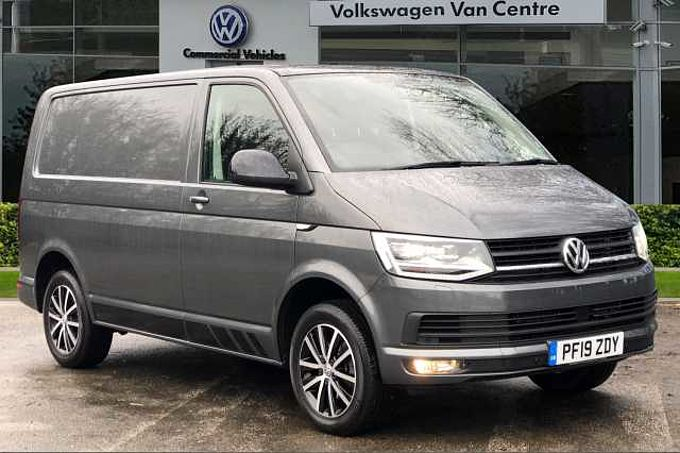 Volkswagen Transporter Panel Van T30 Edition SWB EU6 150 PS 2.0 TDI BMT 6sp Manual