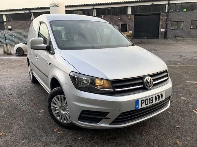 Volkswagen Caddy Panel Van C20 Trendline SWB EU6 102 PS TDI BMT 5sp Manual