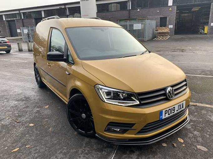 Volkswagen Caddy Panel Van C20 Highline SWB EU6 150 PS 2.0 TDI BMT 6sp DSG